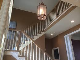 Replace Stair Banister Should I Replace My Wooden Spindles With Iron