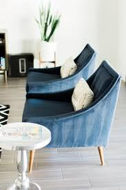 blue living room chairs design home ideas pictures homecolors