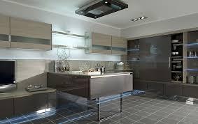 cuisine de qualit meubles de cuisine design sans poignées par beckermann