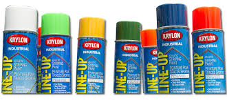Krylon Transparent Spray Paint - krylon industrial line up and win
