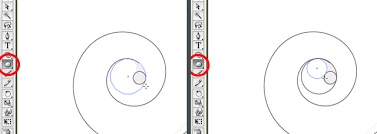 create a spiral ornament symbol in illustrator veerle s