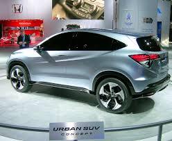 Honda Urban 2013 Honda Urban Suv Concept At The 2013 New York Auto Show