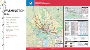 Washington Dc Bus Map by Spider Maps Summary Of Best Practices And Guide To Design Ppt