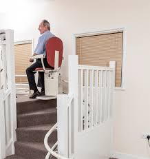 Lift Chair For Stairs Ameriglide Platinum Hd Stair Lift Curved Stairlifts