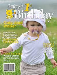 baby s birthday 1st birthday yourcover