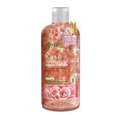 All Natural Flower Food Kustie Rose Bath Gel Handpicked Flower Petals Refreshing U0026 Romantic