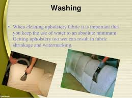 Washing Upholstery Fabric Furniture Cleaning Tips