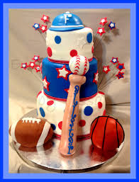 all baby shower allstar sports themed baby shower cake by exclusive cakes by tessa