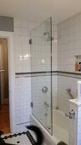 Bathtubs With Glass Shower Doors Furniture Ba Bathub Doors Plp Visnav Clear2 Winsome Half Glass