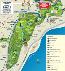 Perth Botanic Gardens Map Park Perth Park Pinterest Perth Park And City