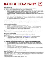 Electronic Cover Letters Neoteric Design Inspiration Bain Cover Letter 1 Sample Cv Resume
