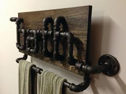 Black Pipe Shelving by Vintage Industrial Pipe Shelving Ideas Design Ideas U0026 Decors