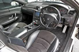 maserati granturismo sport interior maserati gran turismo hire west midlands sports car hire