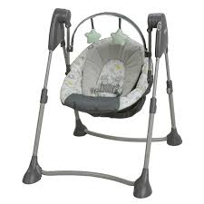 Graco Baby Swing Chair Graco Swing By Me Infant Swing Sketch Safari Graco Babies
