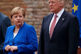 donald trump kw trump to europe you re on your own