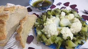 cuisiner les feuilles de chou fleur chou fleur vapeur et ses feuilles recette légumes supertoinette