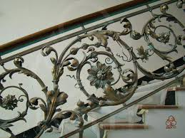 treppen gã nstig gelander schmiedeeisen gitter fa 1 4 r treppe treppenstab wie