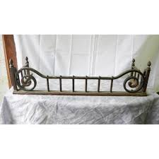 sold antique fireplace accessories
