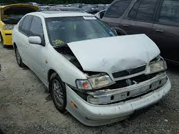 2000 Infiniti G20 Interior Salvage Infiniti G20 For Sale At Copart Auto Auction Autobidmaster