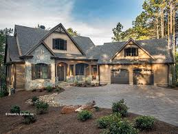 Lake House Plans Walkout Basement Best 25 Craftsman Style House Plans Ideas On Pinterest Bungalow