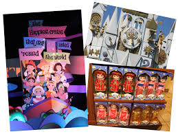 Disney World Souvenirs Dolls And Plush Celebrating The Happiest Disney Attraction Ever To