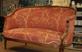 ottomane canapé couverture d un salon louis xvi ottomane atelier hafner