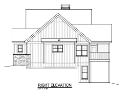 house plans for sloping lots mountain house with open floor plan by max fulbright designs