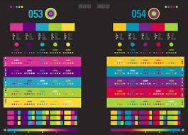 2 color combination creative color schemes 2 glow in the dark edition
