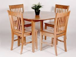 Drop Leaf Table And Folding Chairs Outstanding Drop Leaf Table And Chair Set Small Table Amp Chairs