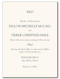 formal wedding invitations wedding invitations formal attire invitation