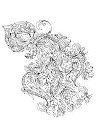 free coloring pages to print for adults chuckbutt com