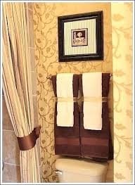 Bathroom Towels Design Ideas Decorating The Bathroom With Towels Smartledtv Info