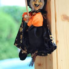 Flying Witch Decoration Best Witch Doll Products On Wanelo