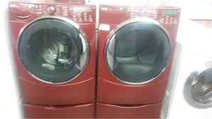 Kenmore Elite Washer Pedestal Washers U0026 Dryers Kimo U0027s Appliances