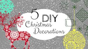 christmas ideas for diys decorationschristmas decorations kids