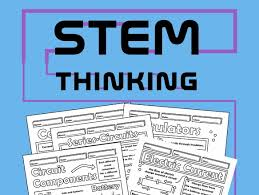electrical circuit components physics doodle notes by stemthinking