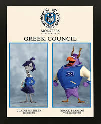 monsters university images fraternities sororities collider
