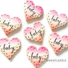 baby shower cookies watercolor baby shower cookies sweetambssweetambs