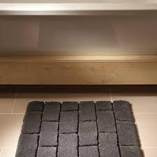 Bamboo Bathroom Rug Large Hug Rug Bamboo Bath Mat Furnish Every Season