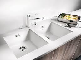 white kitchen sink faucets undermount white kitchen sink with regard to unique taste designs