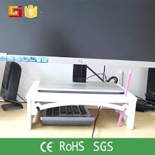 fabulous desk shelf riser ideas u2013 trumpdis co