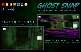 ghost snap ar horror survival android apps on google play