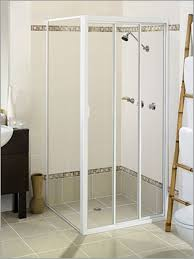 Sliding Shower Screen Doors Tri Slider Shower Doors Inspire Elite Tri Door Sliding Shower