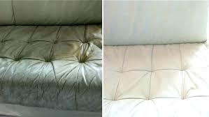 avec quoi nettoyer un canapé en cuir nettoyage cuir canape nettoyer meuble style canape en cuir