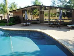 eichler backyard aaaah pool series pinterest love