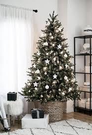 xmas tree on table extremely ideas minimal christmas decorations grinch minimalist
