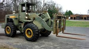 international m10a fork lift 4x4 youtube