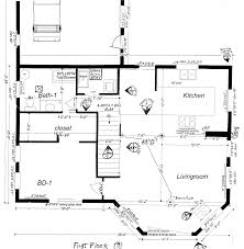 house plans to build second floor plan floorplan house stock vector 74222878