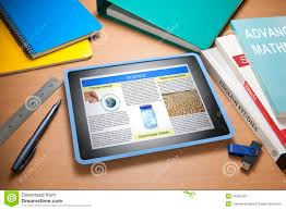 technology books education learning stock photos image