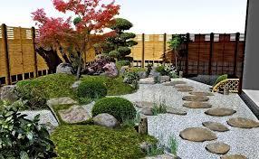 design of small backyard japanese garden ideas rock garden ideas
